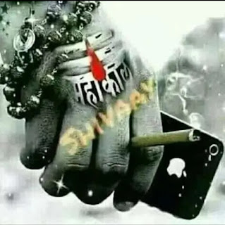 Shivratri WhatsApp status image