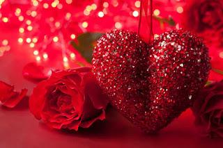 اجمل خلفيات قلوب رومانسية