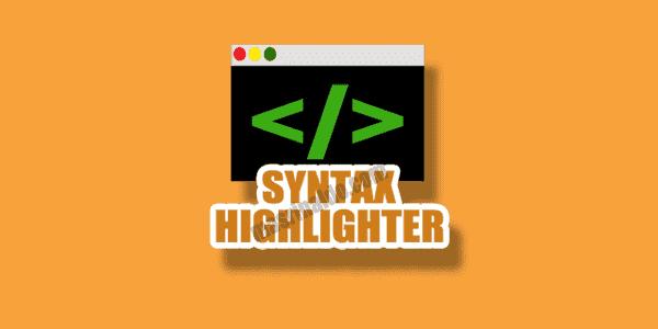 Cara membuat syntax highlighter untuk kotak script di blogger mas rinaldo