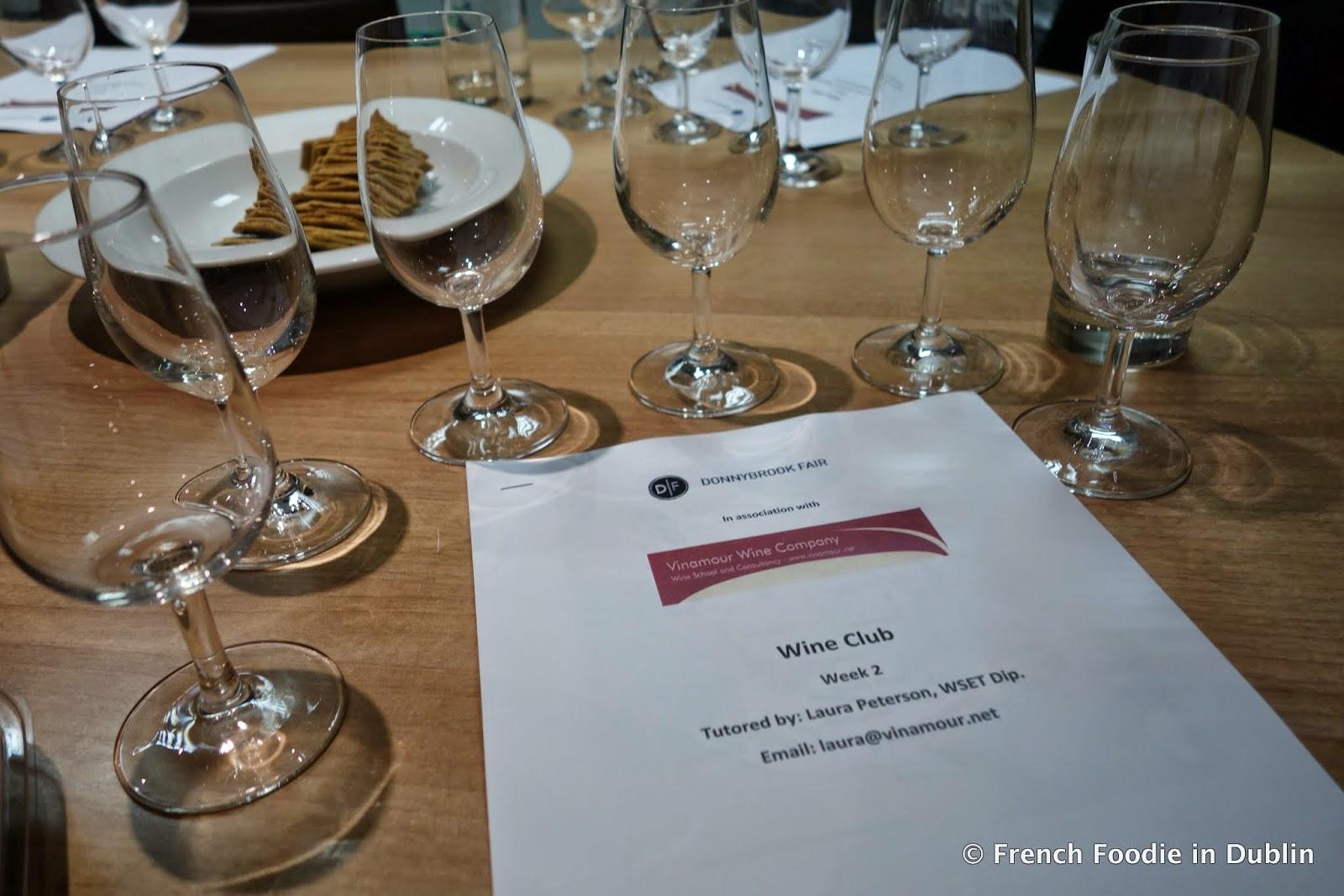 Wine tasting, Wine course, Wine