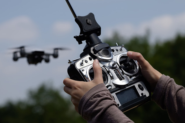 what to look for in drones