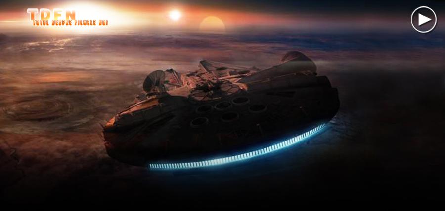 INEDIT: Nava MILLENNIUM FALCON În Primul Video Viral Pentru STAR WARS: EPISODUL VII