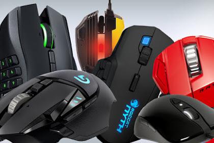 5 Mouse Gaming murah terbaik 2019