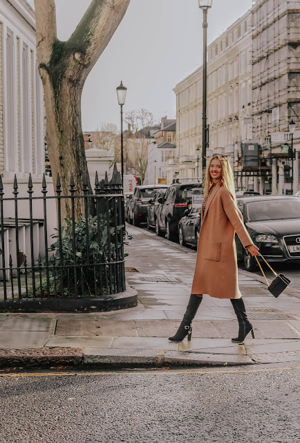 Luxury london fashion and lifestyle blogger 2020