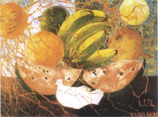 Фрида Кало - Плод жизни. 1953