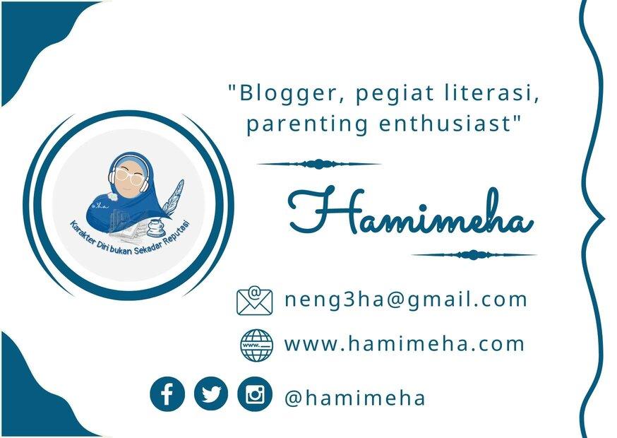 Nama card hamimeha