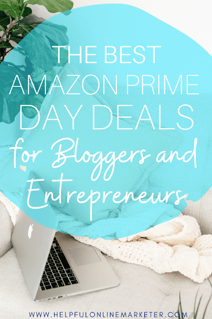 Get planners, office accessories, and more at exclusive discounts during Amazon prime day. Blogging tips, productivity tips, home office ideas.
