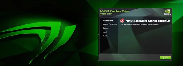 Fix: NVIDIA Installer Cannot Continue Error on Windows 10