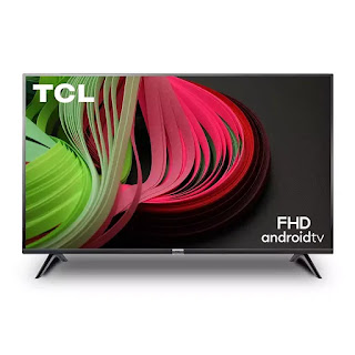 TCL 100 cm (40-inch) FHD Smart Android TV 2020