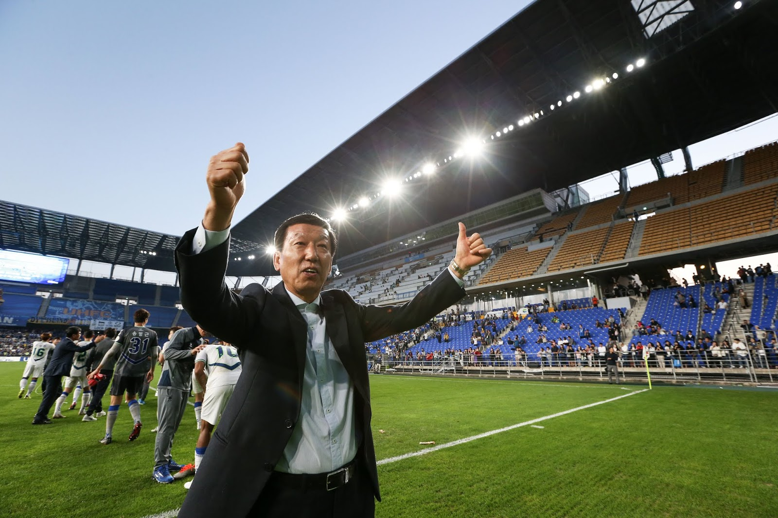 News: Jeonbuk Hyundai Motors manager Choi Kang-hee set for move to China's Tianjin Quanjian