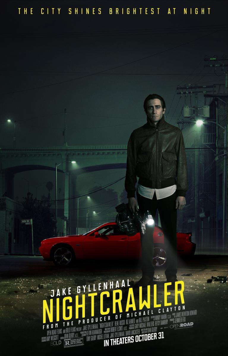 Download Nightcrawler (2014) Full Movie in Hindi Dual Audio BluRay 720p [1GB]