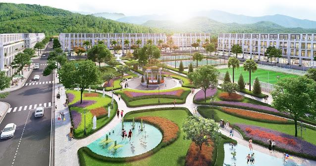 Giá bán dự án Picenza Land Sơn La Riverside phường Chiềng An shophouse biệt thự liền kề