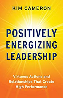 Positively Energizing Leadership: Virtuous Actions and Relationships That Create High Performance