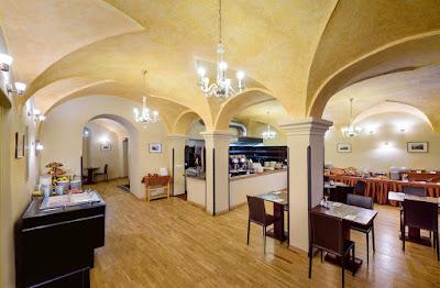 Cashback World, restaurace Élite Garden restaurant, Praha / Lyoness