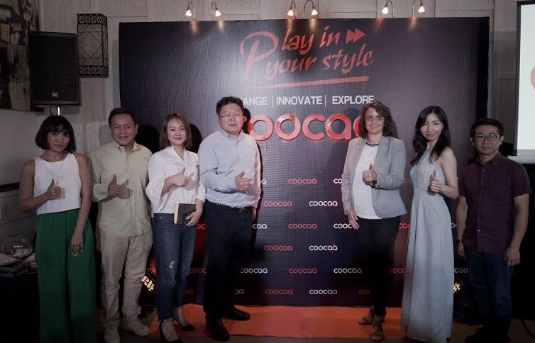 Coocaa affordable Smart TVs debut in the Philippines