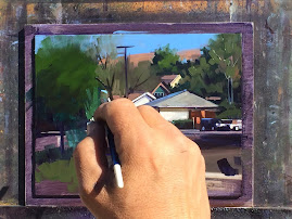 """These are the ONLY surfaces I paint on when painting plein air!""  - Doug Braithwaite"