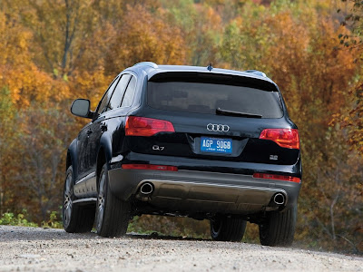 Audi Q7 Off Road Normal Resolution HD Wallpaper 8