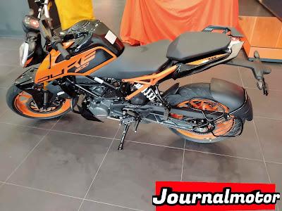 KTM Duke 200 BS6