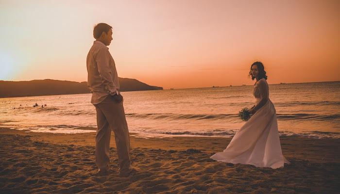 Cùng đón bình minh chung đường đời | Kỷ niệm Album Wedding - Catalog Shooting