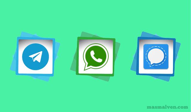 perbandingan-whatsapp-telegram-signal-ini-kelebihan-dan-kekurangannya