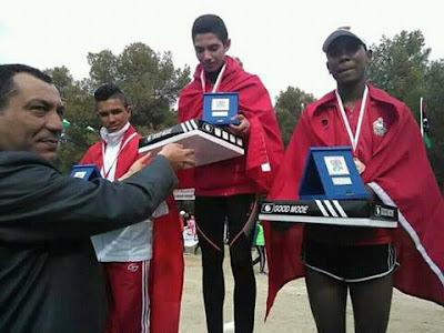 المنتخب الوطني المدرسي يفوز بالبطولة المغاربية المدرسية للعدو الريفي بتونس