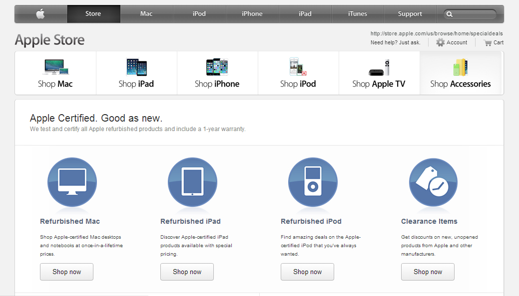 Apple Online Store Philippines
