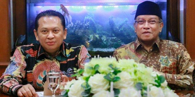 Pilpres Langsung, Said Aqil: Demokrasi Mudarat, MPR Tampung Masukan
