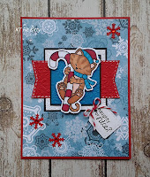 Naughty or nice by KT Kitty features Newton's Candy Cane and Newton's Curious Christmas by Newton's Nook Designs; #newtonsnook