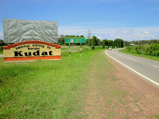 Its about 200km from Kota Kinabalu