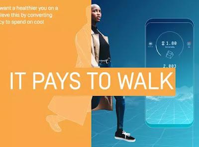 تحميل تطبيق الربح من المشي و تحميل تطبيق sweatcoin السحب من تطبيق
