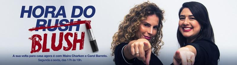 Novidade na programação da SulAmérica Paradiso FM do Rio de Janeiro