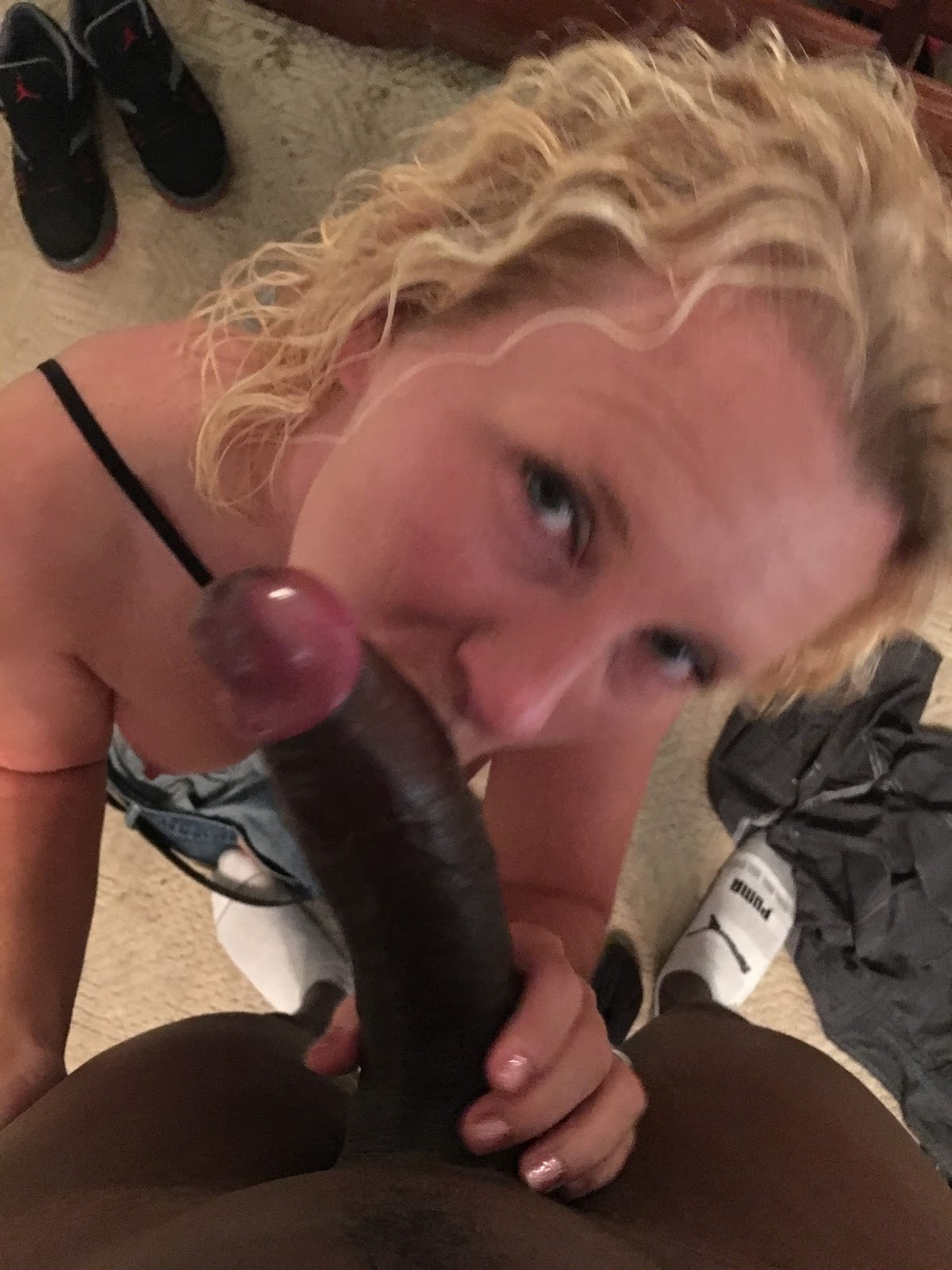 Hotwife leaks over bbc for leaked private snapchat to hubby 8