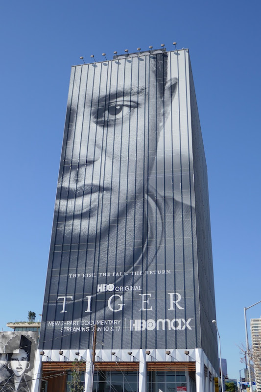 Giant Tiger HBO documentary billboard