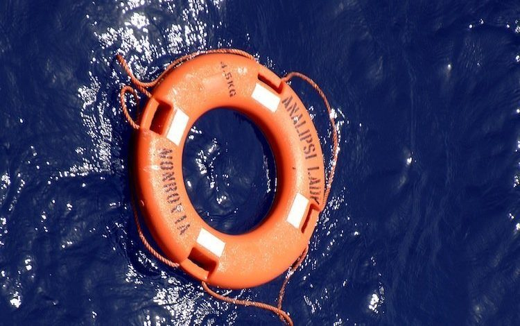Bulk carrier se hunde frente a las costas de Zhoushan; solo encuentran a 4 miembros de la tripulación