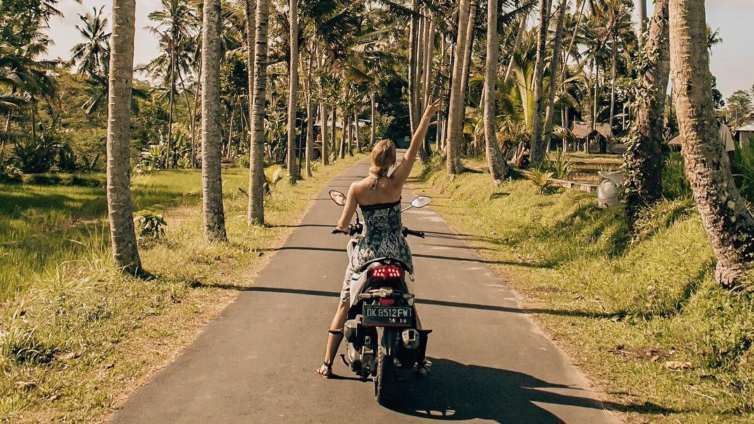 Rent A Scooter in Bali