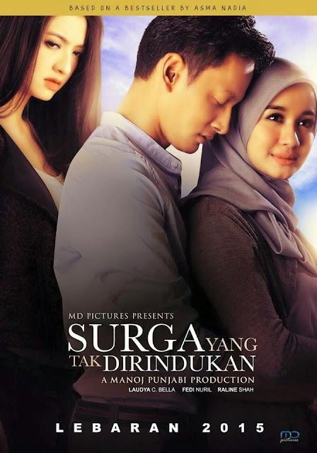 Surga Yang Tak Dirindukan (2015) BluRay English Subbed