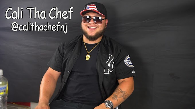 Exclusive Interview : Cali Tha Chef talks his upcoming and how his relationships helped his career