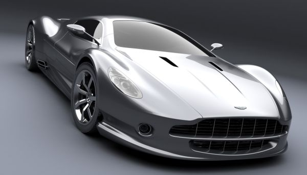 Aston Martin AMV10 Car Concept