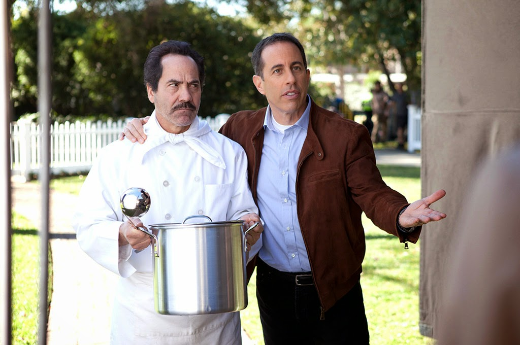 Soup Nazi 2012 Super Bowl commercial, Seinfeld Soup Nazi commercial