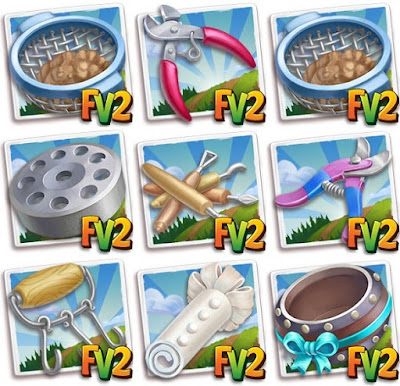 Farmville 2 materials missions table bonsai