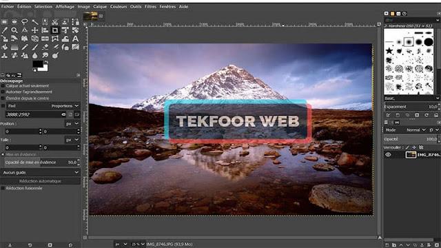 تحميل برنامج تعديل الصور وتجميلها مجانا للكمبيوتر – برنامج gimp