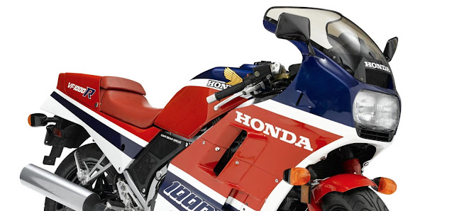 Honda VF1000R Tail Look