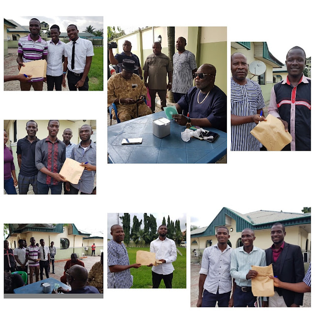 Ateke Tom Gives Out Millions Of Naira On Scholarships