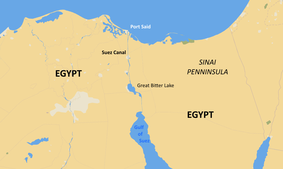 SUEZ CANAL, INDIATHINKERS Daily Current Affairs: 5th November 2019