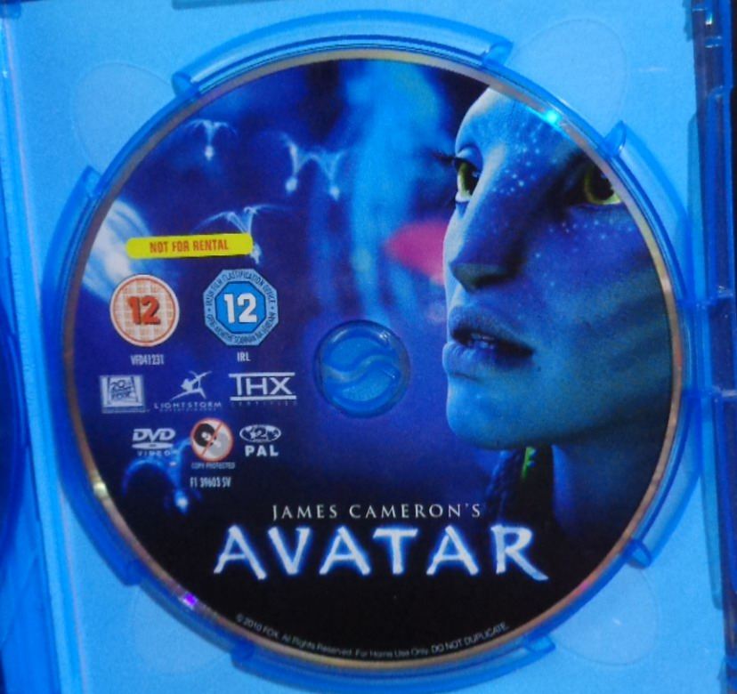 Movies On DVD And Blu-ray: James Cameron