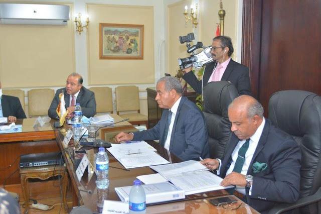 وزير_التموين يعلن رسميا تأسيس البورصة السلعية  المصرية