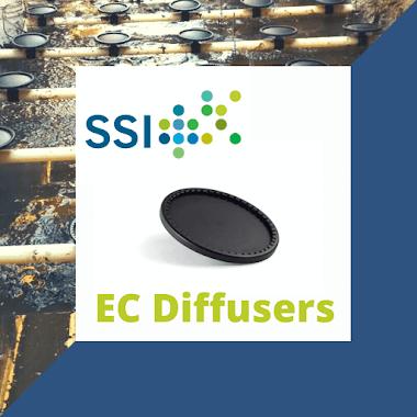 SSI Diffuser - Membrane Diffuser - Disc - Tube