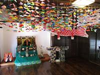 五月飾りと吊るし鯉作り・展示(4月10日~5月14日)