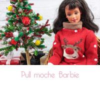 pull moche noel barbie