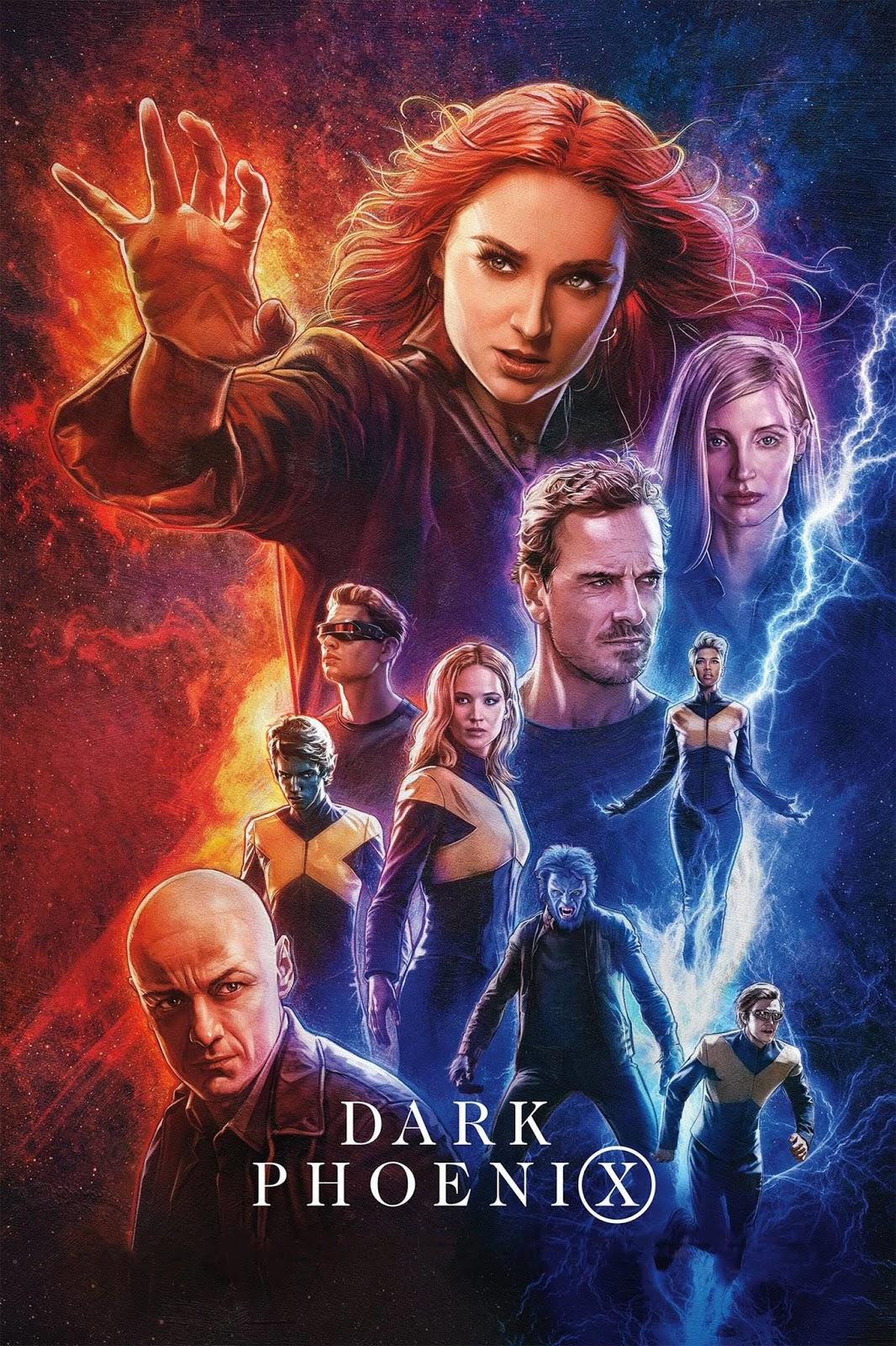 X MEN DARK PHOENIX (2019) MOVIE TAMIL DUBBED HD